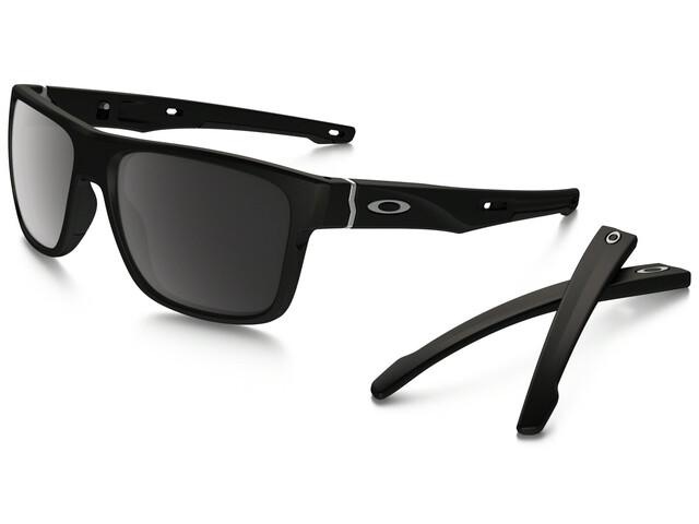 Oakley Crossrange Matte Black/Prizm Black Polarized
